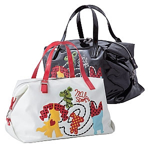 Boston Bag Style# 703U1205